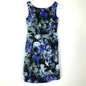 Eliza J Shift Dress Size 0P Women's Floral